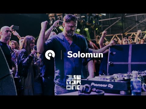 Solomun DJ set @ Diynamic Outdoor - Off Week Barcelona 2018 (BE-AT.TV) Mp3