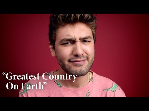 "Immigrants Respond to ""Greatest Country On Earth"" 