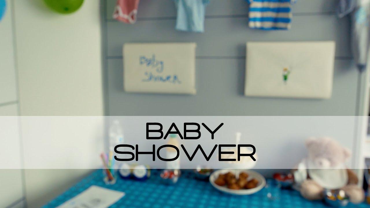 Baby Shower Cadeau Futur Maman [vlog] episode 4 - organiser rapidement une babyshower en une journÉe