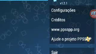 Tutorial: como baixar jogos no ppsspp
