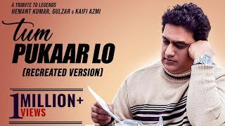 Tum Pukaar Lo | Dabboo Malik | Roshaan Garry | Tribute to Hemant Kumar, Gulzar & Kaifi Azmi