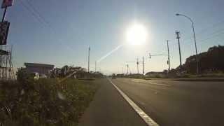 【720pHD】Road Bike Fun Ride 【GoPro】