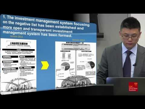 Xiao Lin (肖 林) - Shanghai Free Trade Zone: The First Year and Beyond