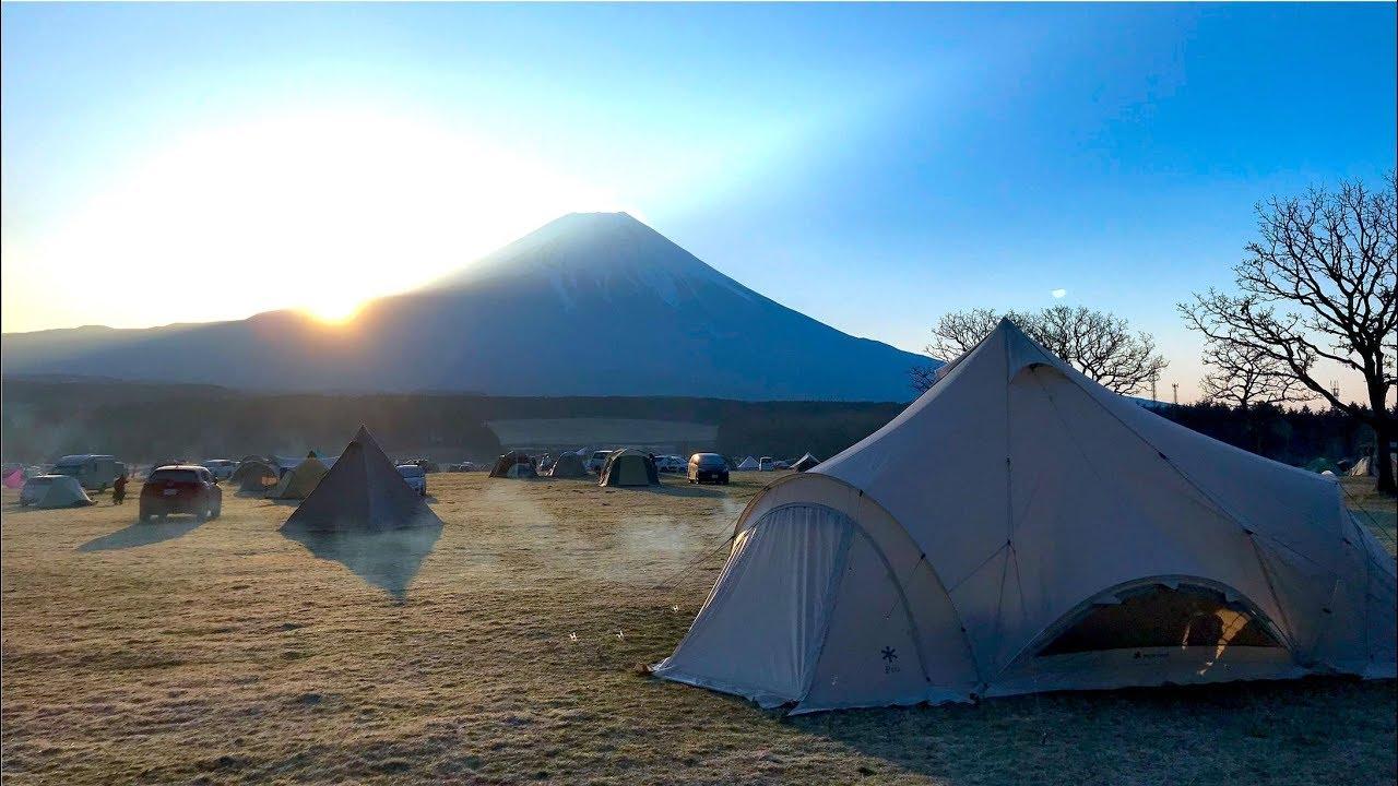富士山 キャンプ 場 最高の景色を楽しもう!富士山の見えるキャンプ場おすすめ20選