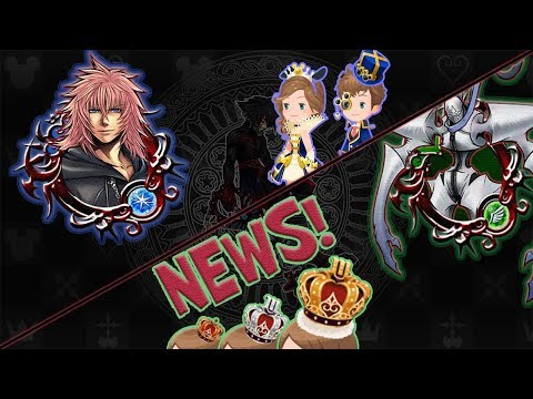 Kingdom Hearts Union χ[Cross] - News: Hades Cup&Twilight Thorn!