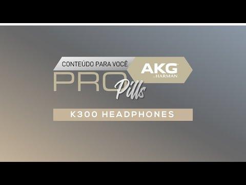 PRO Pills | Overview Headphones AKG K300