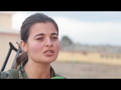 Flowers of Kurdistan (Sia - Never give up)