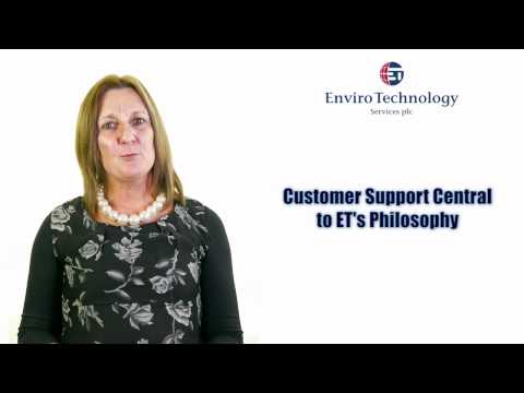 ET's Customer Support Administrator talks about Service Contracts.mov