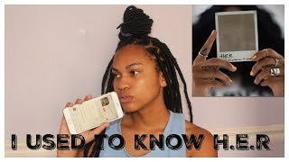 EDGES SNATCHED | H.E.R - I Used to Know Her REVIEW \ REACTION
