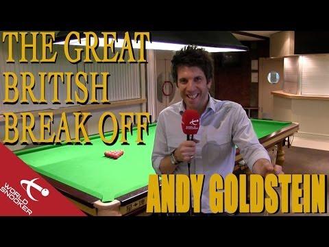 The Great British Break Off - Andy Goldstein