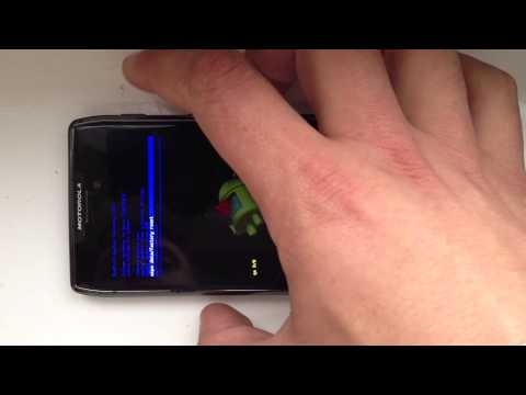 Motorola razr XT910 hard reset- MyFilmBerlin german deutsch