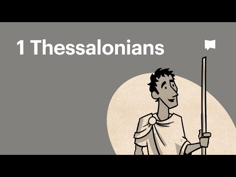 Overview: 1 Thessalonians