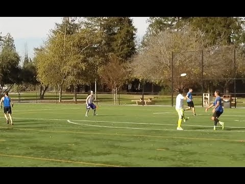 The Eddie Highlights (+others) at Cupertino Ultimate   Jan 11, 2018