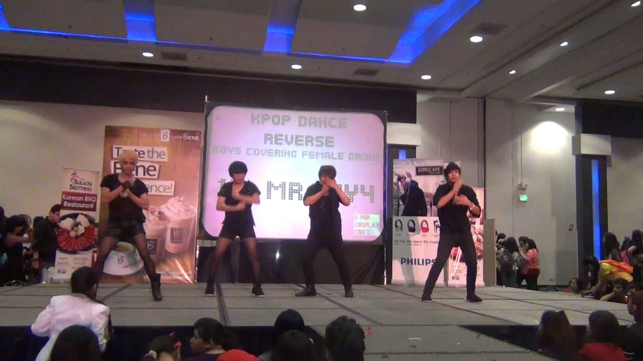 Miss A (Cover) - Breathe / Goodbye Baby [Mr. Hey4]