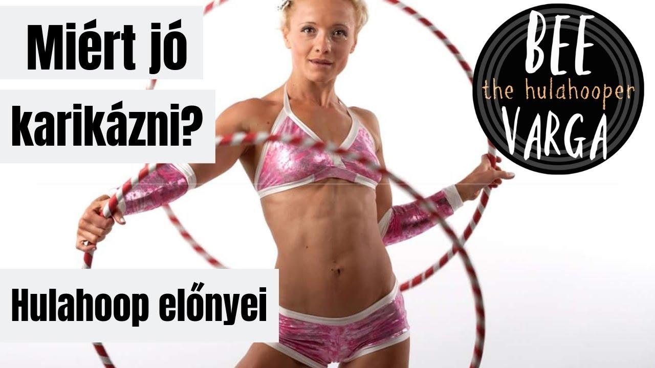 milyen jó a hula hooping fogyás