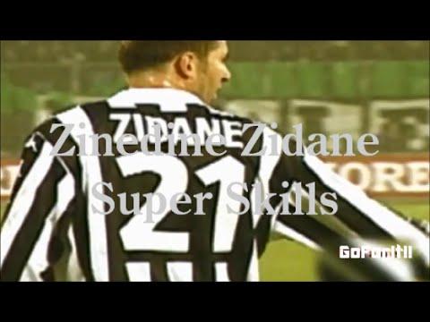 Zinedine Zidane - Juventus - Super Skills , Super Goals HD ~ジネディーヌ・ジダン スーパープレイ集
