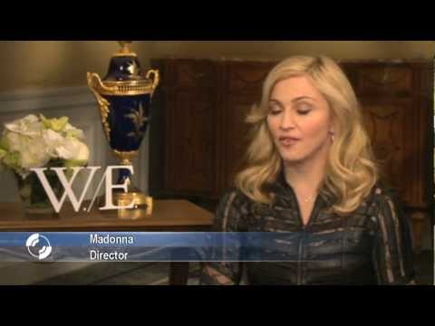 Madonna 'W.E.' Interview