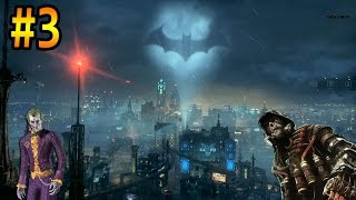 Batman Arkham Knight Scarecrow Part 3 1080p HD Playstation 4 Batman...