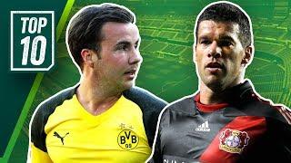 Ballack zu Bayer, Götze zum BVB, Rooney zu Everton! Schlechte Rückkehrer der Fußballgeschichte!