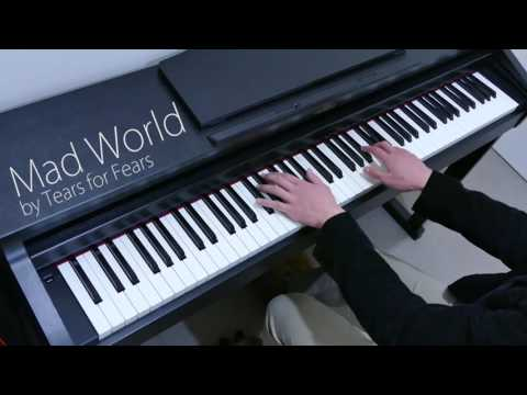 Piano  Mad World  Tears for Fears