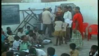 TV uitzending TV Extra m.b.t. projectbezoeken Sri Lanka en India 2005