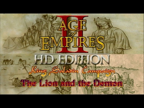 AOE 2 - King Saladin Campaign: Chapter 6