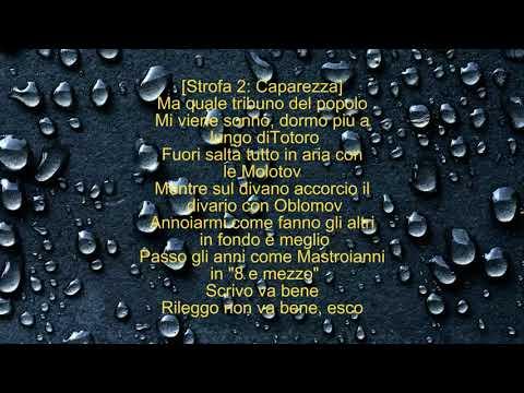 Caparezza  Prosopagnosia Capitolo Il reato lyrics