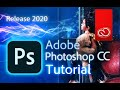 Photoshop 2020 - Tutorial for Beginners in 13 MINUTES! [COMPLETE]