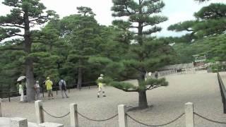 大阪府堺市にある、仁徳天皇陵に行った時の映像です。2011年8月撮影。