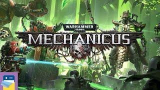 Warhammer 40,000: Mechanicus - iOS iPad Gameplay Walkthrough Part 1 (by Kalypso Media Group)