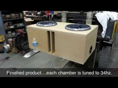 hqdefault ported box build for 2 12\