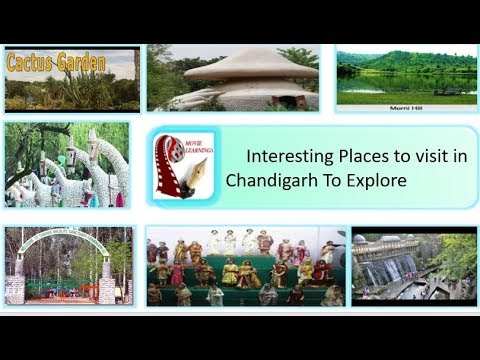 Places to Visit in Chandigarh | Punjab Tourism | India Travel