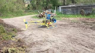 AW 95 Elicottero test di volo Vanni Accattoli
