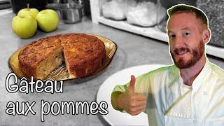 Gâteau aux POMMES Le MEILLEUR du Monde (selon moi)