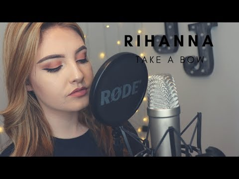 Rihanna - Take A Bow (Jenny Jones Cover)
