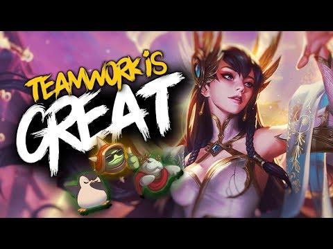 TEAMWORK OP ! | League of Legends thumbnail