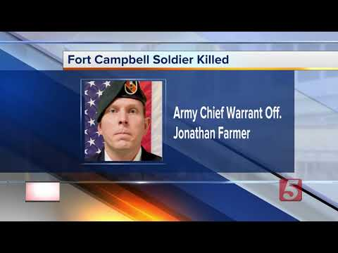 Fort Campbell soldier among 4 killed in Syria bombing