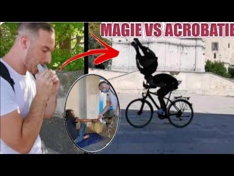 MAGIE vs ACROBATIE