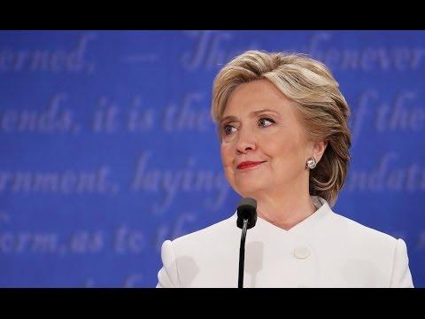 Instant polls declare Hillary Clinton victor in final debate