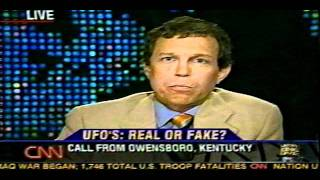 UFO-UFOs REAL OR FAKE-Larry King 2005 pt 3of3
