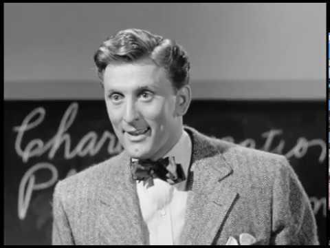 My Dear Secretary (1948) KIRK DOUGLAS