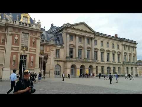 Europe Trip: Third Stop - Versailles, France! Le palais de Versailles, le jardin et plus encore!