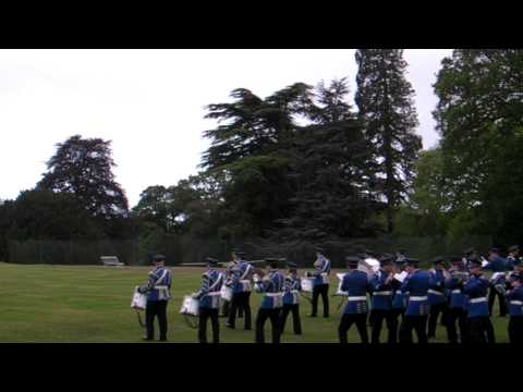 Brookeborough Flute Band Beating Retreat at  Crom Castle  Co. Fermanagh 11-5-2011 005.MP4