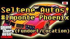 Grand Theft Auto 5 Online - Seltene Autos #Imponte Phoenix! (PlayStation 4 Gameplay)
