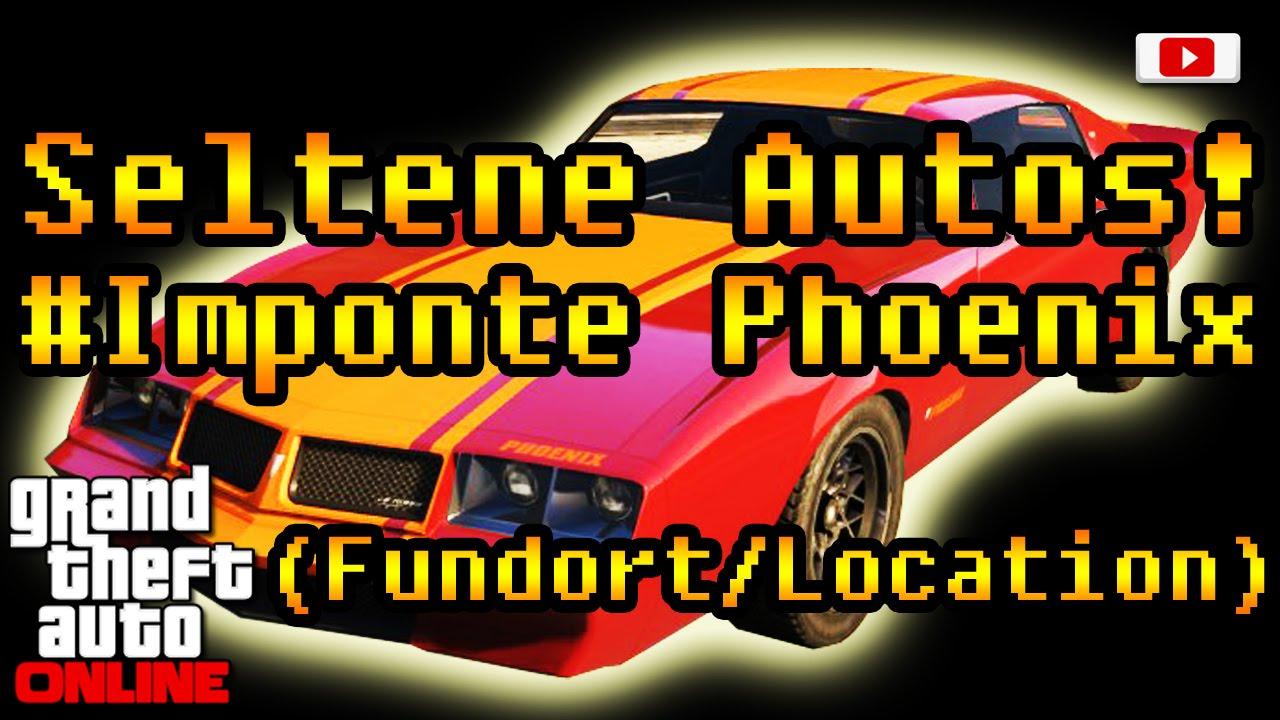Grand Theft Auto Online Seltene Autos Imponte Phoenix