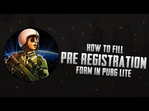 How To Fill Pre-Registration Form Of PUBG LITE PC Correctly ? Release Date Confirmed Of INDIA 100%