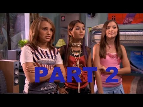 Zoey 101 : Field Trip Fiasco (NDS) Walkthrough Part 2 With Commentary