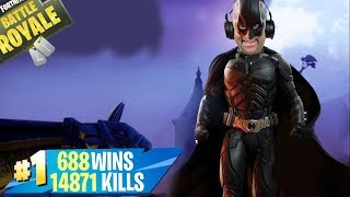 🔴FORTNITE Lv.100 | REGALI X TUTTI ORE 14.00! FORTNITE X BATMAN! | CODICE: XIUDERONE