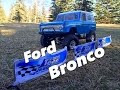 RC Trailblazr - 1972 Ford Bronco - Vaterra Ascender
