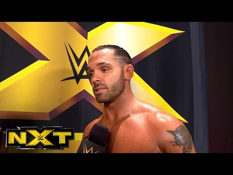 Why Dillinger accepted Roode's glorious offer: NXT Exclusive, Sept. 28, 2016